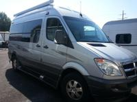 Used 2008 Roadtrek Agile Mercedes Diesel Sprinter