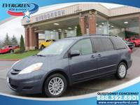 Body Style: Mini-Van Exterior Color: Blue Mirage