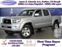 **** JUST IN FOLKS! THIS 2008 TOYOTA TACOMA HAS JUST