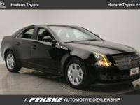 2009 Cadillac CTS 1SASERVICE INSPECTION AVAILABLE!,