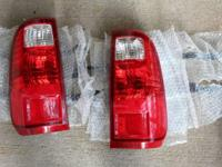 Tail lamps used in like new condition for Ford F-250