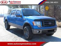 "- - - 2009 Ford F-150 4WD SuperCrew 145"" FX4 - - -  4"