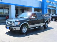 Heated Seats, Lariat Package, Leather Seats, Popular