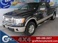 This 2009 Ford F-150 XL has a 5.4L V8 engine. Standard