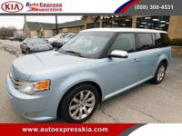- - - 2009 Ford Flex 4dr Limited AWD - - -  3.5L V6