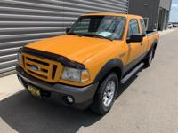 2009 Ford Ranger FX4 Off Road 4WD Local Trade,