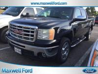 This outstanding example of a 2009 GMC Sierra 1500 SLE