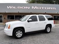 Very nice low mileage Yukon!! Brand new tires! Seating