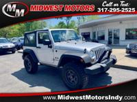 Recent Arrival! Bright Silver Metallic 2009 Jeep