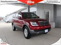 Body Style: SUV Exterior Color: Spicy Red Interior