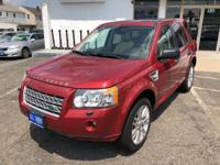 Step into the 2009 Land Rover LR2! A great vehicle and