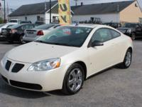 Our Pontiac Delivers Driving Excitement with this 2009