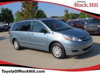 We are excited to offer this 2009 Toyota Sienna. Only