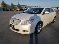 This 2010 Buick LaCrosse CXL features: Certification