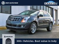 Clean CARFAX. 2010 Cadillac SRX Performance Gray Priced