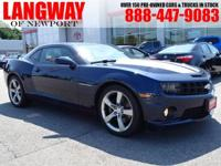 2010 Chevrolet Camaro SS Clean CARFAX. Reviews: * If