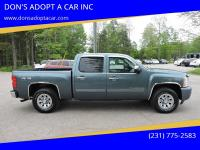 4WD, Factory HD Trailering Tow Pkg, 4.8L V8 Engine,