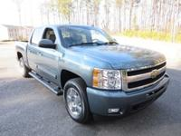 Body Style: Pickup Exterior Color: Blue Granite