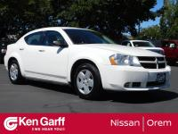 **CLEAN CARFAX**, LOCAL TRADE IN!!, Avenger SXT, 4D