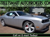 Bright Silver Metallic 2010 Dodge Challenger 2D Coupe
