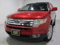 2010 Ford Edge Limited AWD 6-Speed Automatic Duratec