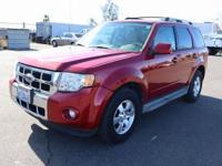 2010 Ford Escape Limited Limited Sangria Red21/28