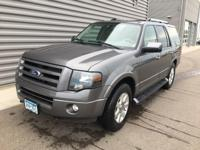 2010 Ford Expedition Limited 4WD 4WD.Priced below KBB