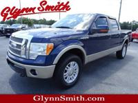 This reliable 2010 Ford F-150 Lariat comes with a