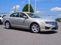 Here's a great deal on a 2010 Ford Fusion! This is a