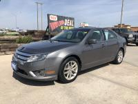 Look at this 2010 Ford Fusion SEL. Its Automatic