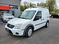 2010 Ford Transit Connect XLT with Rear Door Glass -