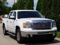 2010 GMC Sierra 1500 SLE 4WD 6-Speed Automatic Vortec