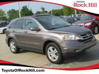 We are excited to offer this 2010 Honda CR-V. This