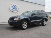 4D Sport Utility 15/20 City/Highway MPG 2010 Jeep Grand