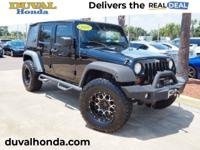 BUDDDDYYYY!!!!! This 2010 Jeep Wrangler Unlimited Sport