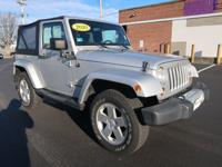 Navigation! This One Owner Clean CarFax 2010 JEEP