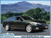 Meet our beautiful 2010 Lexus ES 350 Luxury Sedan shown