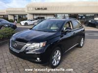 2010 LEXUS RX 350-PREMIUM PACKAGE WITH NAVIGATION