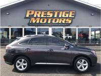 RX 350 model, Navigation system, Heated seats, AWD, 19""