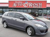 Get excited about the 2010 Mazda Mazda5! This is an