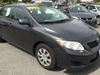 CARFAX 1-Owner. LE trim. PRICE DROP FROM $8,995, EPA 34