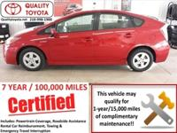 Body Style: Hatchback Exterior Color: Red Interior