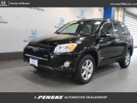2010 Toyota RAV4 Limited SERVICE RECORD AVAILABLE, GOOD