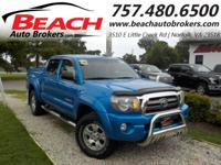Let s taco about this 2010 TOYOTA TACOMA PRERUNNER CREW