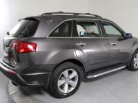 Gray 2011 Acura MDX Technology AWD AWD 6-Speed