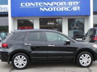 2011 Acura RDX Technology Package Black AWD. Odometer