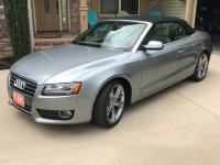 Beautiful 2011 Audi A5 Cabriolet Premium Plus 2.0T FWD