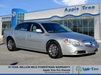 This 2011 Buick Lucerne CXL Premium includes a backup