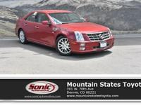 Come see this 2011 Cadillac STS RWD w/1SC. Its