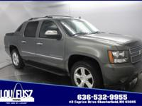 Clean CARFAX.steel green metallic 2011 Chevrolet